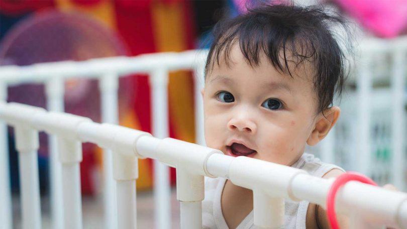 Buying Baby Playpen